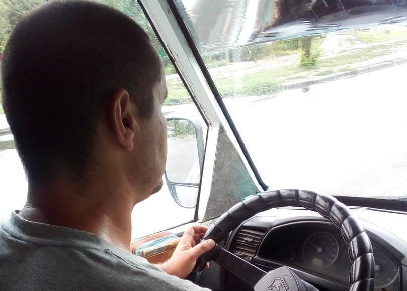 образцовый водитель маршрутки