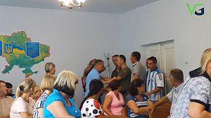 «Зачем мы должны за вами бегать?!» – ветераны АТО заставили депутатов проголосовать за выделение земли (ВИДЕО) | Корабелов.ИНФО