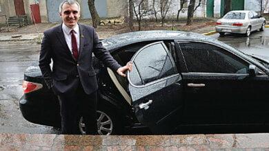«Из соображений безопасности». На авто Сенкевича не установили GPS-трекер, как на весь транспорт мэрии Николаева   Корабелов.ИНФО