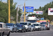 """Photo of """"Хотели сделать как лучше"""", - в мэрии обсудили пробки на пр. Богоявленском. Видео"""