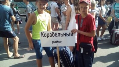 Photo of 38 талановитих дітей з Корабельного району оздоровлені за бюджетний рахунок, дехто навіть в «Артеку»