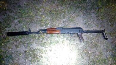 На выходных в Николаеве стреляли – найден автомат с глушителем и патроны   Корабелов.ИНФО image 2
