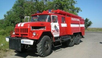 «Спешили тушить пожар в Балабановском лесу», – пожарный автомобиль столкнулся с микроавтобусом | Корабелов.ИНФО image 1