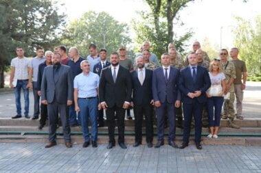 Суши-бар, косметология, птицефермы... По 50 000 грн на открытие бизнеса получили в Николаеве участники АТО