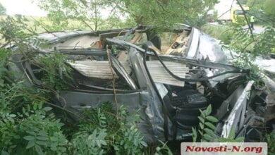 «Один человек погиб, троих госпитализировали», - под Николаевом столкнулись зерновоз DAF и «Рено»   Корабелов.ИНФО image 11