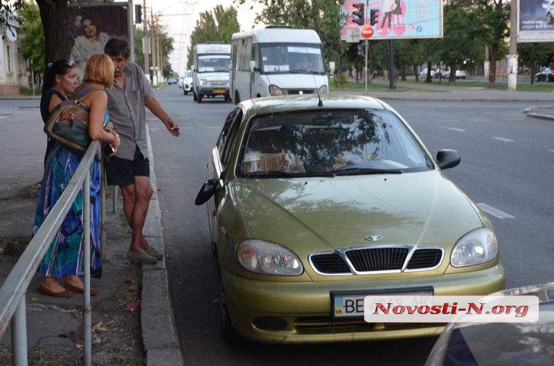 Свидетели ДТП в Николаеве избили водителя, сбившего женщину на пешеходном переходе