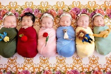В течение недели в Николаеве родились 75 малышей