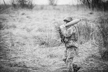 «Ценой жизни сдержал атаку боевиков»: В ООС погиб украинский военнослужащий