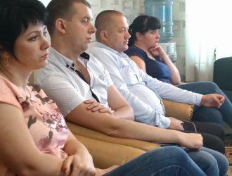 представители Галицыновской ОТО