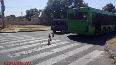 Автобус с работниками НГЗ попал в ДТП, есть пострадавший | Корабелов.ИНФО image 6