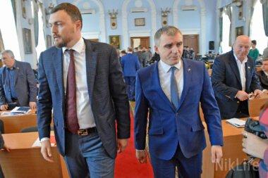 Мэр Сенкевич назвал Дятлова своим соратником и заявил, что из-за «Оппоблока» не стоит ждать перемен