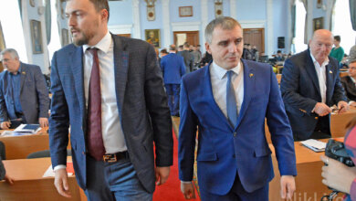 Мэр Сенкевич назвал Дятлова своим соратником и заявил, что из-за «Оппоблока» не стоит ждать перемен | Корабелов.ИНФО