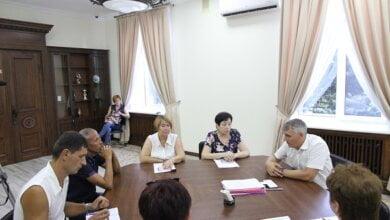 Photo of В мэрии Николаева обсудили возможность присоединения сельских общин к городу