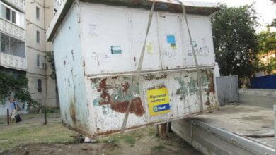 Photo of Цілих два незаконних кіоски демонтувала у серпні влада в Корабельному районі