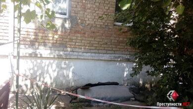 После ливня у многоэтажного дома в Корабельном районе начал рушиться фундамент   Корабелов.ИНФО image 2