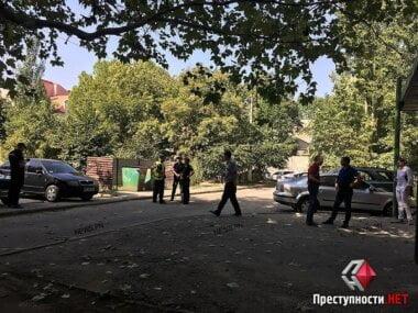В Николаеве в доме, где изнасиловали Оксану Макар, в съемной квартире нашли убитого мужчину