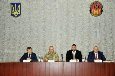 «Сложный регион», - в Николаеве представили нового руководителя облуправления СБУ
