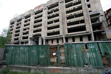 Почти на 50% уменьшилось количество принятого в эксплуатацию жилья на Николаевщине