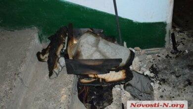 В запертой квартире в Николаеве во время пожара погибла женщина   Корабелов.ИНФО