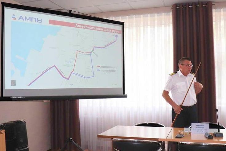 Портовики Корабельного разом з владою знов говорили про необхідність будівництва шляхопроводу над залізничним переїздом