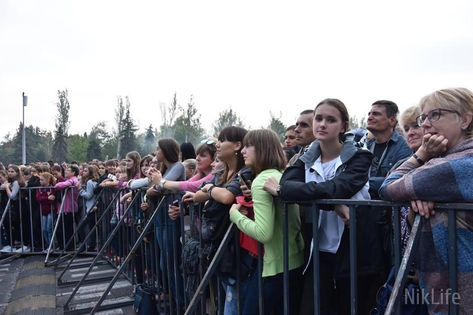 На день города Николаев стал piano-family и оторвался под молдавских Zdob si Zdub (ВИДЕО)