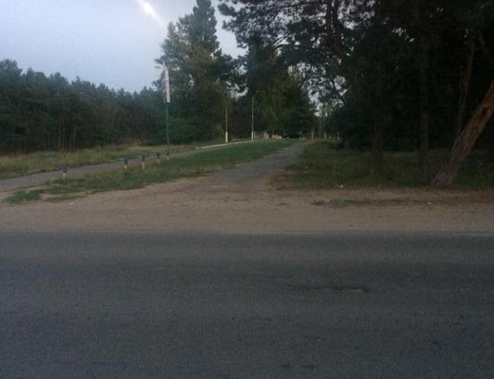 путь к лицею на ул. Айвазовского