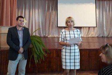 слева - Владимир Заяц