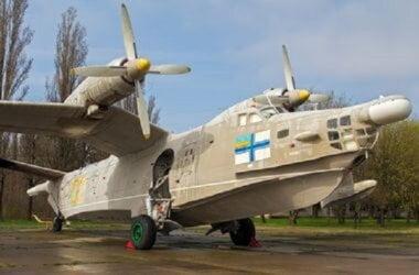 Завод в Корабельном районе отремонтирует для морской авиабригады два самолета-амфибии