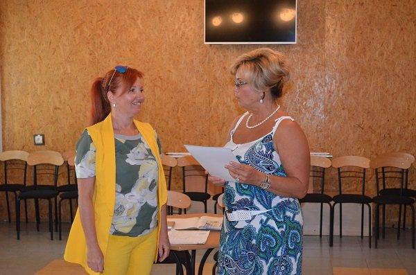 Колектив Дитячого Центру позашкільної роботи Корабельного району отримав нагороди