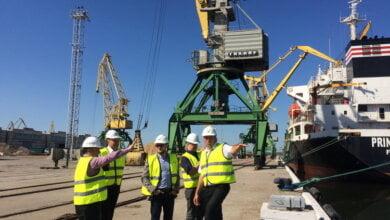 Миколаївське ДП «СК «Ольвія» відвідали представники британської компанії NECTAR GROUP LTD   Корабелов.ИНФО image 1