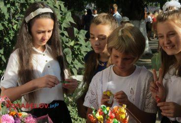 «Пінна вечірка», майстерні та велопробіг: школа в Корабельному руйнує стереотипи святкування початку учбового року (ВІДЕО) | Корабелов.ИНФО image 17