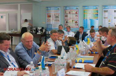 """Работа КМТИ Ассоциации портов Украины в """"Ольвии"""""""