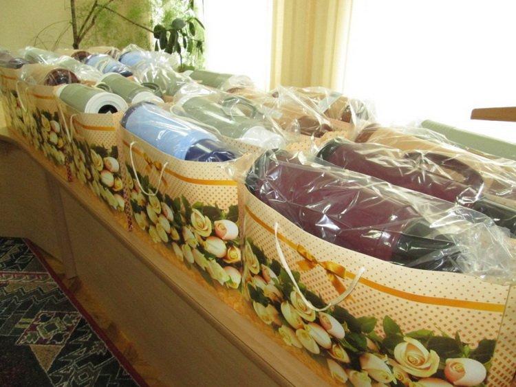 Подарунки до Дня міста отримали в Корабельному районі 37 родин (Фото)