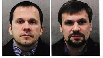 Великобритания показала фото и назвала имена подозреваемых офицеров ГРУ в отравлении Скрипалей | Корабелов.ИНФО