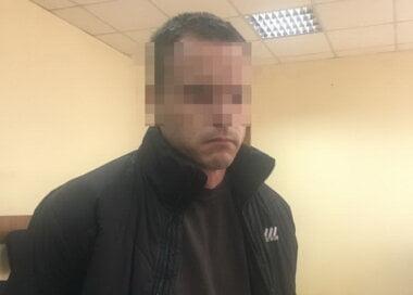 подозреваемый в убийстве (фото полиции)