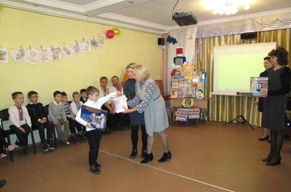 У дитячій бібліотеці Корабельного району відсвяткували День захисника України | Корабелов.ИНФО image 3