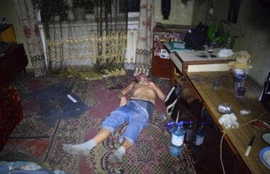 """убийство в общежитии (фото """"Новости-Н"""")"""