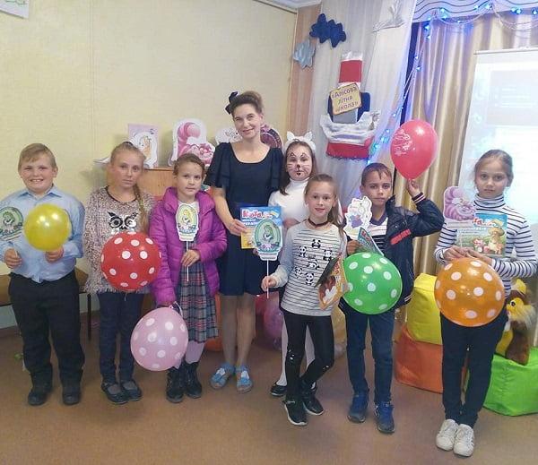 Photo of В бібліотеці для дітей Корабельного району нагородили участників програми читання «Алісова літня школа»