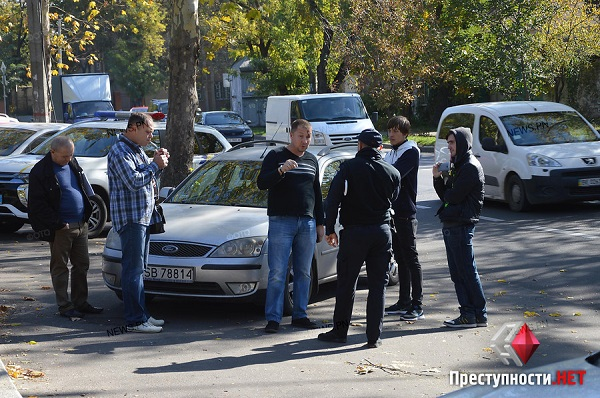 «Планируют проводить систематически», - в Николаеве полицейские и таможенники устроили облаву на «евробляхи»