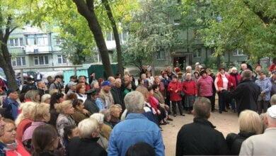 В Николаеве состоялось масштабное собрание жильцов против управляющей компании «Місто для людей» | Корабелов.ИНФО
