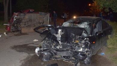 Водитель «Жигулей», столкнувшихся в Корабельном районе с «Ланосом», умер в больнице, не приходя в сознание   Корабелов.ИНФО image 1