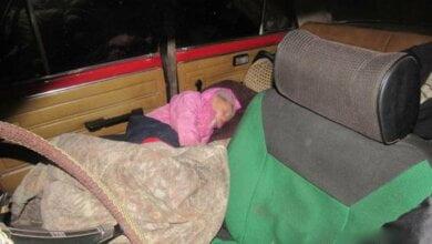 В Николаеве семья с 3-летним ребенком неделю жила в машине | Корабелов.ИНФО