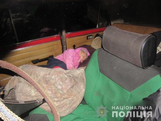 Photo of В Николаеве семья с 3-летним ребенком неделю жила в машине