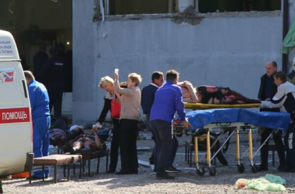 Теракт в Керчи: погибло 19 человек, 74 раненых (видео 18+)   Корабелов.ИНФО image 2