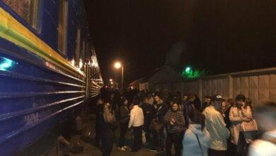 Сообщено о заминировании поезда «Николаев — Киев»: все пассажиры эвакуированы | Корабелов.ИНФО