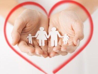 детям нужна любящая семья