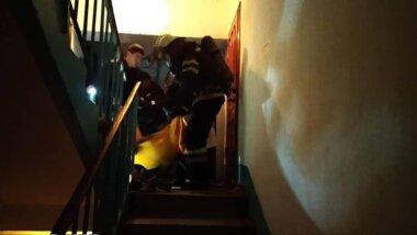 Вогнеборці Корабельного району врятували пенсіонера-інваліда