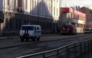 Здание управления ФСБ по Архангельской области