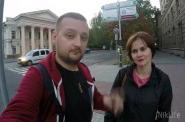 Грустно, что такой город выглядит так бедно: «русские» блогеры раскритиковали Николаев (видео)