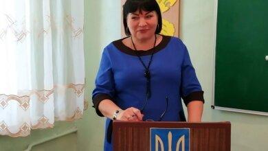Людмила Славинская, директор школы № 49